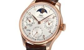 IWC ポルトギーゼ パーペチュアルカレンダー Cal.52610自動巻きムーブメント 28800振動/時 IW503302