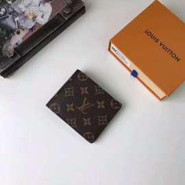 ルイヴィトン財布コピー LOUIS VUITTON 2020新作 二つ折り財布 M60895-9