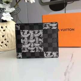 ルイヴィトン財布コピー LOUIS VUITTON 2020新作 二つ折り財布 M60895-31