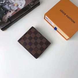 ルイヴィトン財布コピー LOUIS VUITTON 2020新作 二つ折り財布 M60895-11
