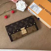 ルイヴィトン財布コピー LOUIS VUITTON 2020新作 二つ折長財布 N60535-1
