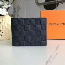 ルイヴィトン財布コピー LOUIS VUITTON 2020新作 二つ折り財布 M60895-20