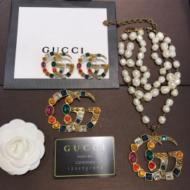 Gucciグッチネックレスペンダントスーパーコピー三件套