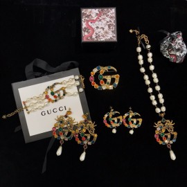 Gucciグッチネックレスペンダントスーパーコピー五件套