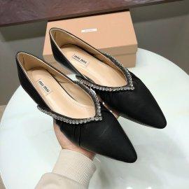 ミュウミュウ靴コピー Miu Miu 2020新作 W426035