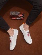 2019人気定番商品ルイヴィトン/Louis Vuitton☆メンズ カジュアル靴コピー☆気持ちの良い触り心地♪相性抜群!
