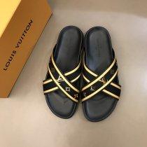 ルイヴィトン靴コピー 定番人気2020春夏新作 Louis Vuitton メンズ サンダル-スリッパ