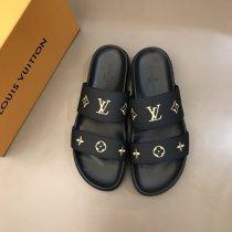 ルイヴィトン靴コピー 大人気2020春夏新作 Louis Vuitton メンズ サンダル-スリッパ