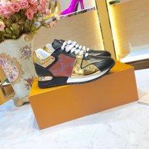 ルイヴィトン靴コピー 大人気2020春夏新作 Louis Vuitton 男女兼用 スニーカー