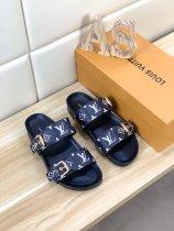 ルイヴィトン靴コピー 定番人気2020春夏新作 Louis Vuitton 男女兼用 サンダル-スリッパ