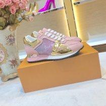 ルイヴィトン靴コピー 定番人気2020春夏新作 Louis Vuitton 男女兼用 スニーカー