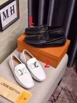 ルイヴィトン靴コピー 定番人気2020春夏新作 Louis Vuitton メンズ カジュアルシューズ 2色
