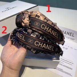 シャネルヘアバンドコピー 大人気2020新品 CHANEL レディース ヘアバンド2色