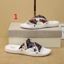 ルイヴィトン靴コピー 大人気2020春夏新作 Louis Vuitton 男女兼用 サンダル-スリッパ 2色