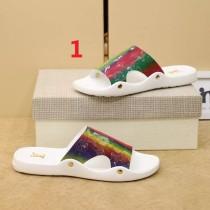 ルイヴィトン靴コピー 2020春夏新作注目度NO.1 Louis Vuitton 男女兼用 サンダル-スリッパ 2色