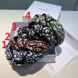 ディオールコピーヘアバンド 定番人気2020新品 Dior レディース ヘアバンド 4色
