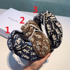 ディオールヘアバンドコピー 2020新品注目度NO.1 Dior レディース ヘアバンド 3色