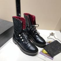 シャネル靴コピー 2020新品注目度NO.1 CHANEL レディース ブーツ