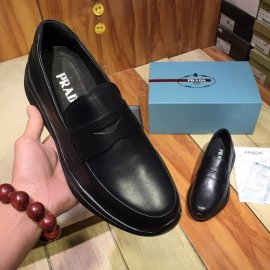 プラダ靴コピー 大人気2020新品 PRADA メンズ 革靴