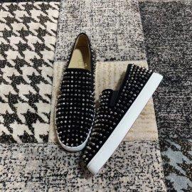 クリスチャンルブタン靴コピー 定番人気2020新品 Christian Louboutin 男女兼用 カジュアルシューズ