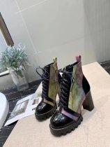 ルイヴィトン靴コピー 大人気2020新品 Louis Vuitton レディース ブーツ