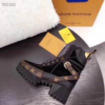 ルイヴィトン靴コピー 2020新品注目度NO.1 Louis Vuitton レディース ブーツ
