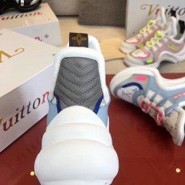 ルイヴィトン靴コピー 2020新品注目度NO.1 Louis Vuitton レディース スニーカー