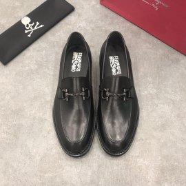 フェラガモ靴コピー 2020新品注目度NO.1 Ferragamo メンズ 革靴