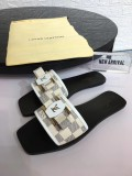 ルイヴィトン靴コピー 大人気2020新品 Louis Vuitton レディースサンダル-スリッパ