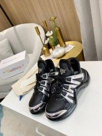 ルイヴィトン靴コピー 定番人気2020新品 Louis Vuitton 男女兼用 スニーカー