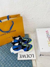ルイヴィトン靴コピー 定番人気2020新品 Louis Vuitton レディース スニーカー
