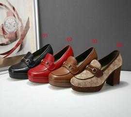 グッチ靴コピー 2020新品注目度NO.1GUCCI レディース ハイヒール 4色