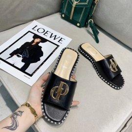 ディオール靴コピー 2020新品注目度NO.1 Dior レディースサンダル-スリッパ