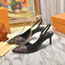 ルイヴィトン靴コピー 大人気2020新品 Louis Vuittonレディース ハイヒール