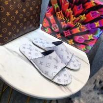 ルイヴィトン靴コピー 大人気2020新品 Louis Vuitton 男女兼用サンダル-スリッパ