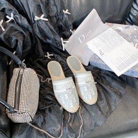 ディオール靴コピー 定番人気2020新品 Dior レディースサンダル-スリッパ