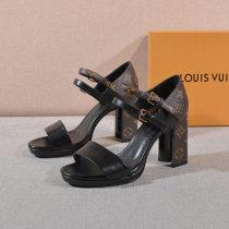 ルイヴィトン靴コピー 2020新品注目度NO.1 Louis Vuittonレディース ハイヒール