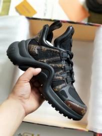 ルイヴィトン靴コピー 大人気2020新品 Louis Vuitton レディース スニーカー