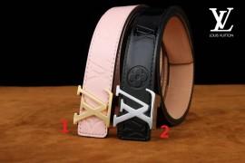 ルイヴィトン ベルトコピー 定番人気2020新品 Louis Vuitton レディース ベルト 2色