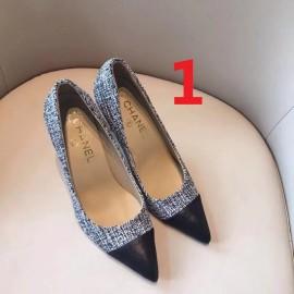 シャネル靴コピー 2020新品注目度NO.1 レディース ハイヒール2色