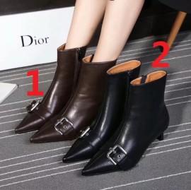 ディオール靴コピー 定番人気2020新品 Dior レディース ブーツ 2色