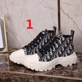 ディオール靴コピー 大人気2020新品 Dior レディース スニーカー 2色