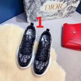 ディオール靴コピー 2020新品注目度NO.1 Dior レディース スニーカー2色