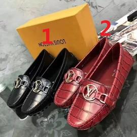 ルイヴィトン靴コピー 2020新品注目度NO.1 Louis Vuitton レディース パンプス 2色