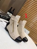 シャネル靴コピー 定番人気2020新品 CHANEL レディース ブーツ2色