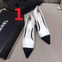 シャネル靴コピー 定番人気2020新品 CHANEL レディース ハイヒール 3色