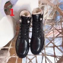シャネル靴コピー 定番人気2020新品 CHANEL レディース ブーツ 2色