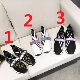 フェンディ靴コピー 2020新品注目度NO.1 FENDI レディース スニーカー 3色