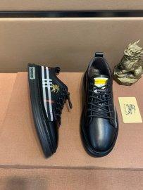 バーバリー靴コピー 2020新品注目度NO.1 BURBERRY メンズ カジュアルシューズ
