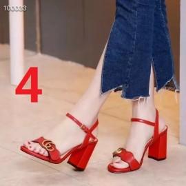 グッチ靴コピー 大人気2020新品 GUCCI レディース ハイヒール 4色